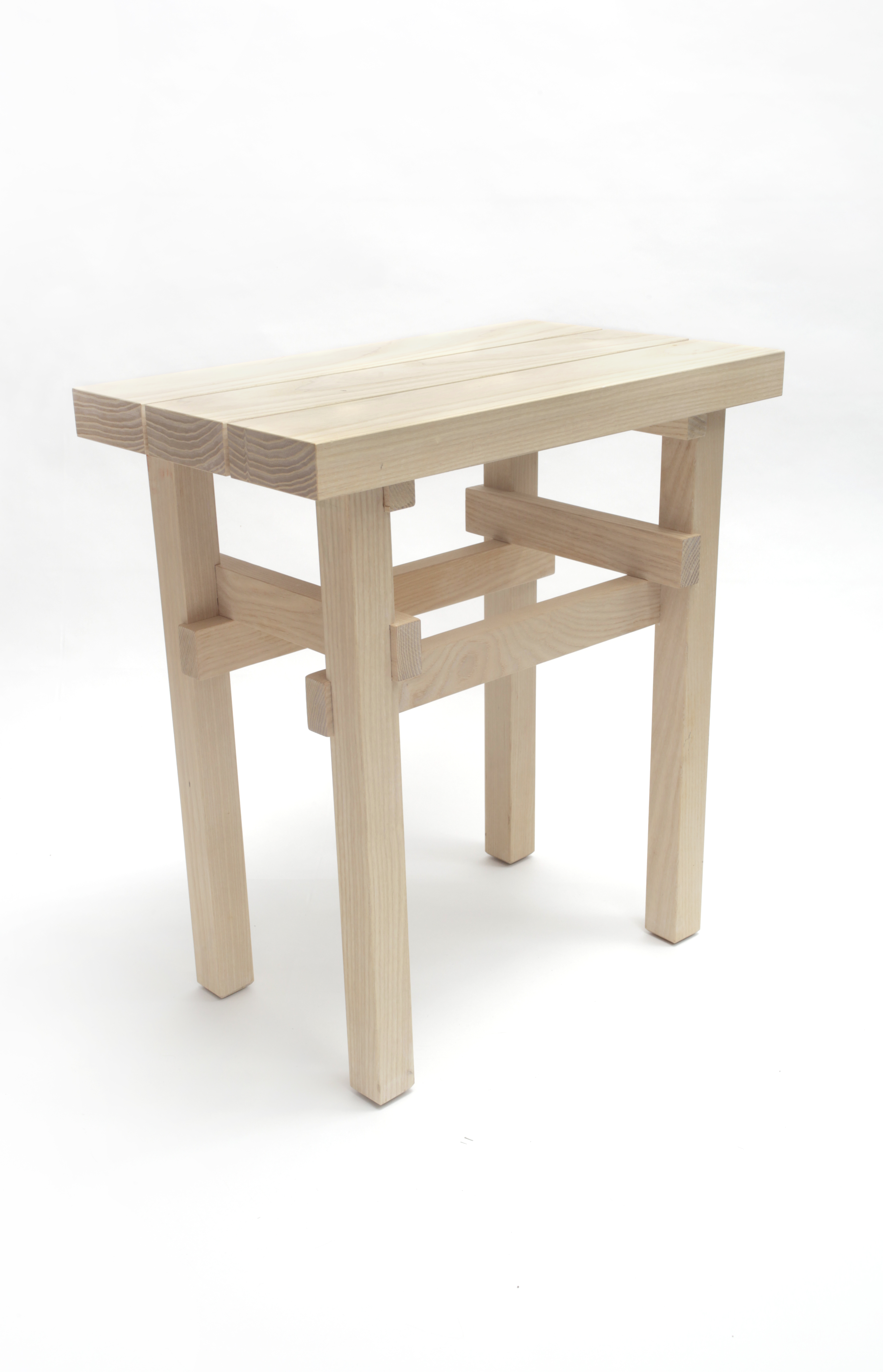 Stool Bedside Table: STOOL/BEDSIDE TABLE T50